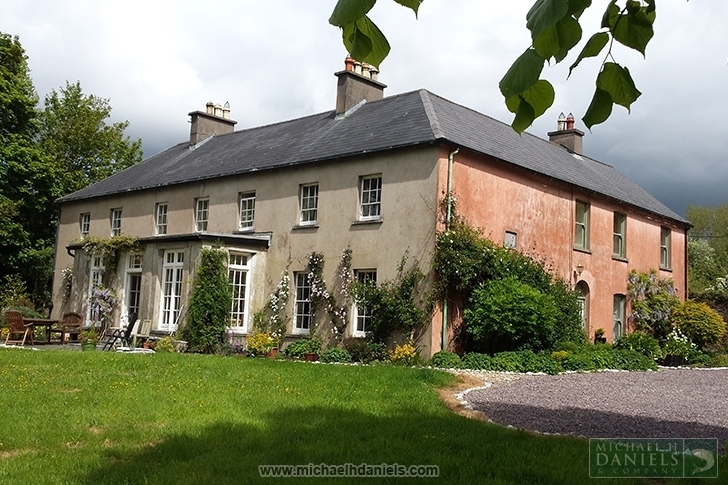 Rathcoursey House, Midleton, County Cork