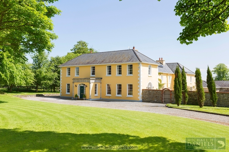 Ballygriggan House, Castletownroche, County Cork