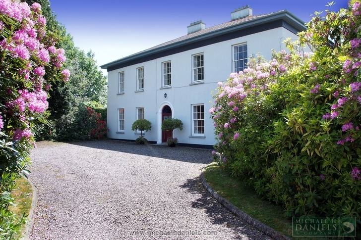 Macloneigh House, Macroom, County Cork