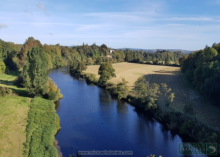 Riverside Land with Fishing, Rathealy, Fermoy, County Cork