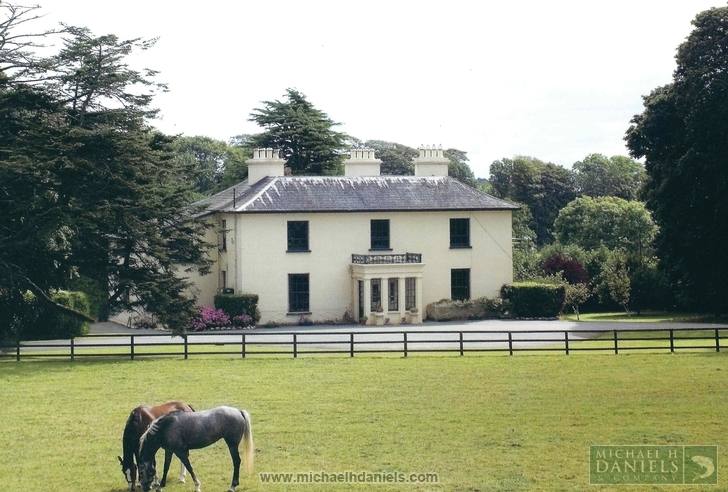 Pallas House, Woodstown, County Waterford