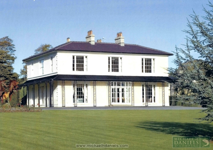 Woodstown House, Woodstown, County Waterford
