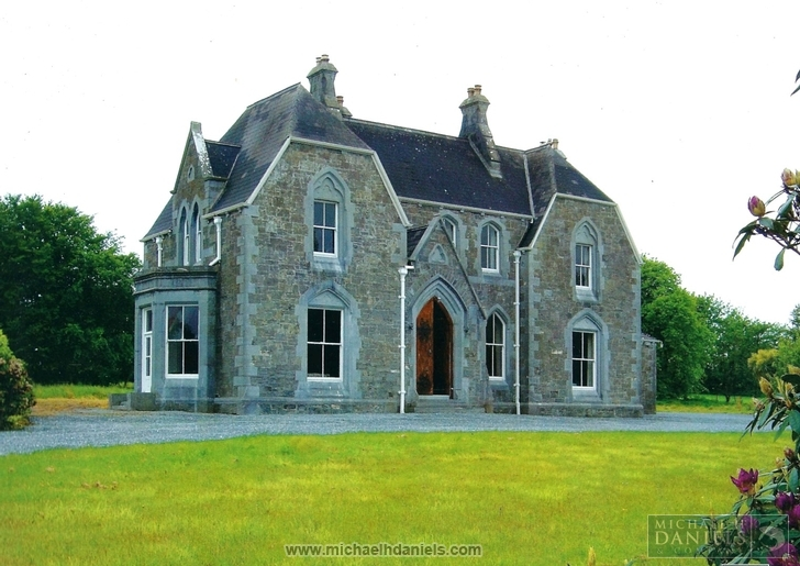 Rattoo House, Tralee, County Kerry