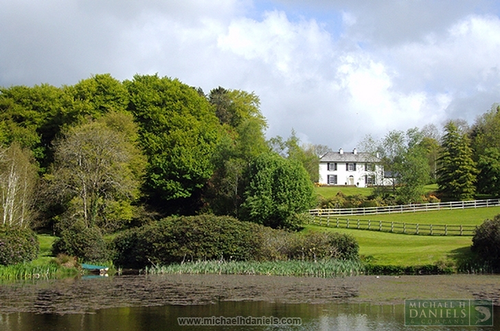 Dereen House, Dripsey, County Cork